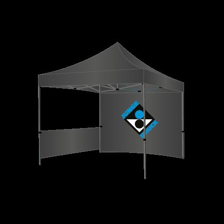 3x3 Faltpavillon